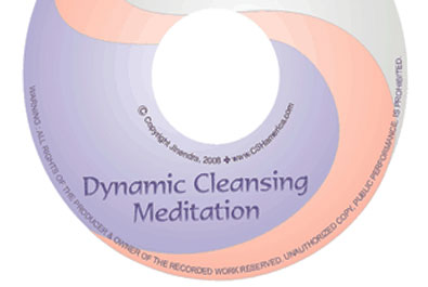 Divine Cleansing Meditation